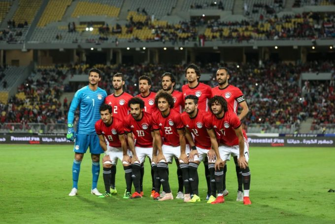 Egypt remain in 57th place in latest FIFA world rankings