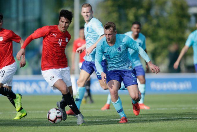 ENPPI rejected Portuguese offer for Egypt U23 star