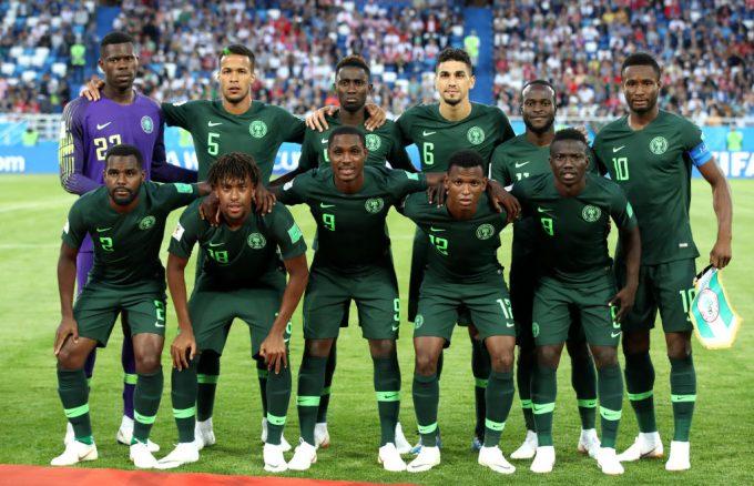 Nigeria name squad for Egypt, Seychelles games