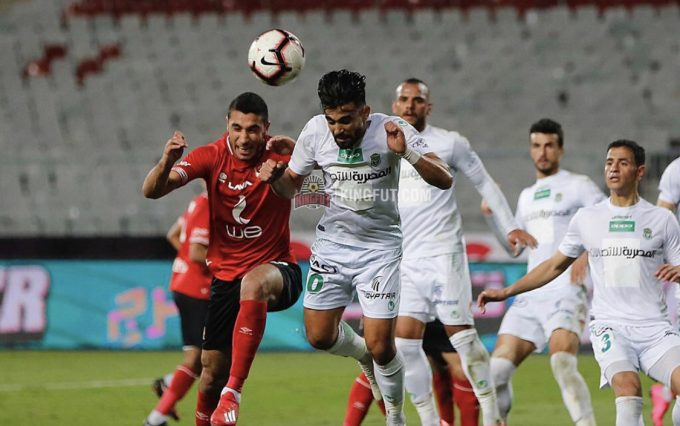 Al Ahly snatch dramatic victory over Ittihad to go top of EgyPL