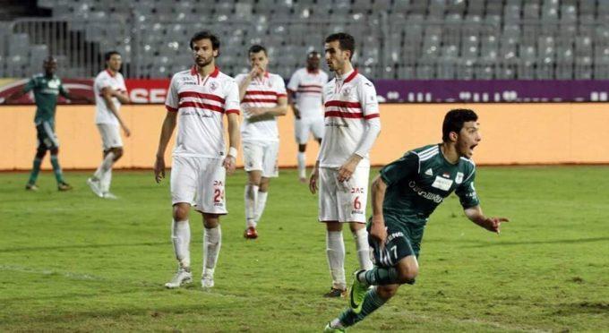 Farid Shawky left out as Al Masry name squad for Zamalek clash