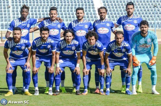 Aswan secure return to Egyptian Premier League