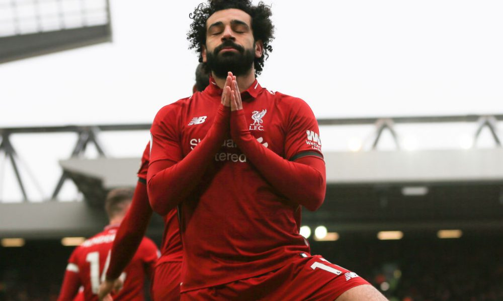 Mohamed Salah Reveals Reason Behind Celebration After
