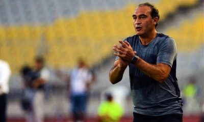 Coach Ali Maher