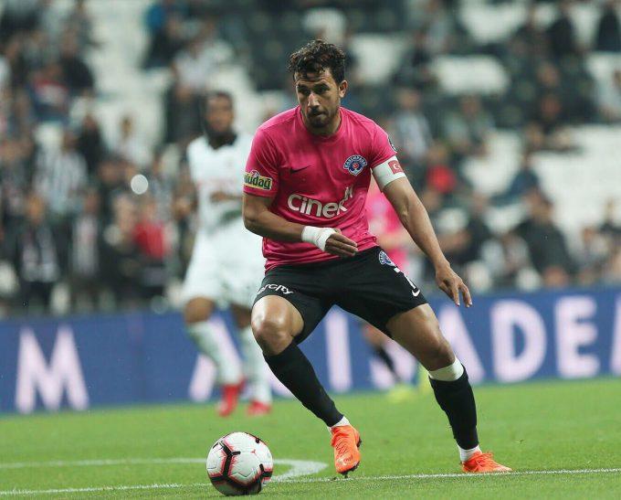 Egypt's Trezeguet captains Kasimpasa in Besiktas away defeat
