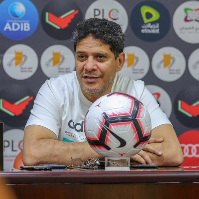 Egyptian nominated for best head coach award in UAE