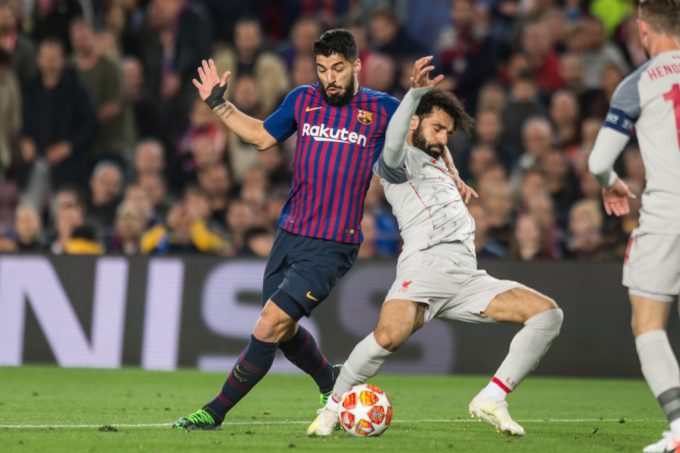 Suarez: Salah in top three of the world, will be big miss for Liverpool