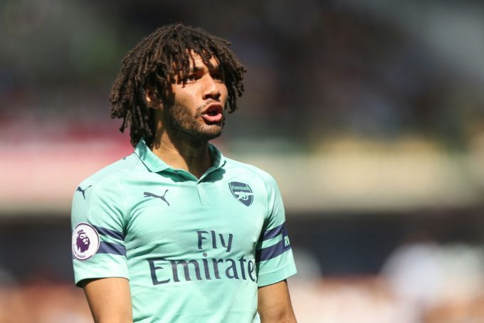Arsenal looking to offload Elneny following Pepe purchase