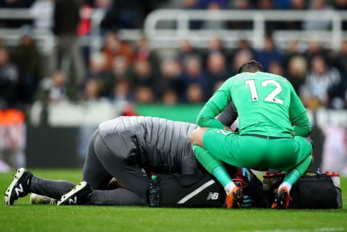 I was not trying to injure Salah, says Newcastle goalkeeperDubravka