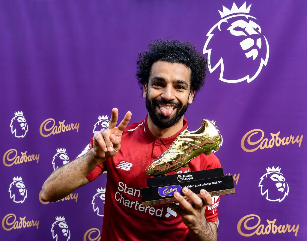 It's great to share the Golden Boot with Sadio Mane, says Mohamed Salah