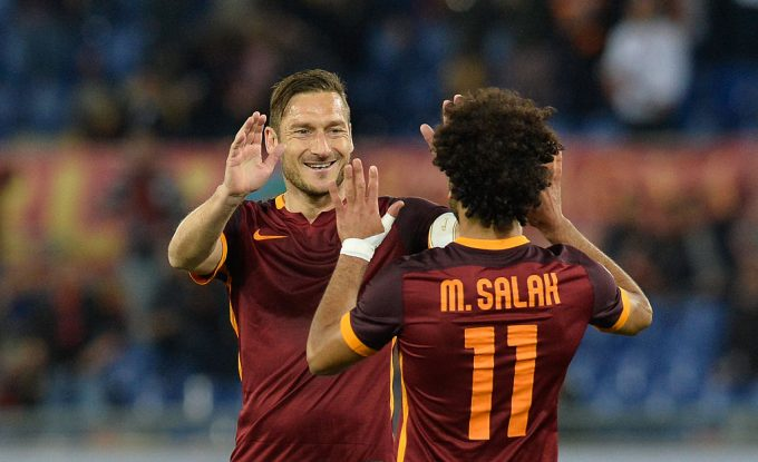 Totti: Salah one of best players in the world, Liverpool will win Champions League