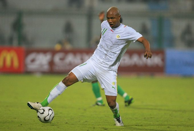 Egypt win AFCON whenever they host it, says El-Hadji Diouf