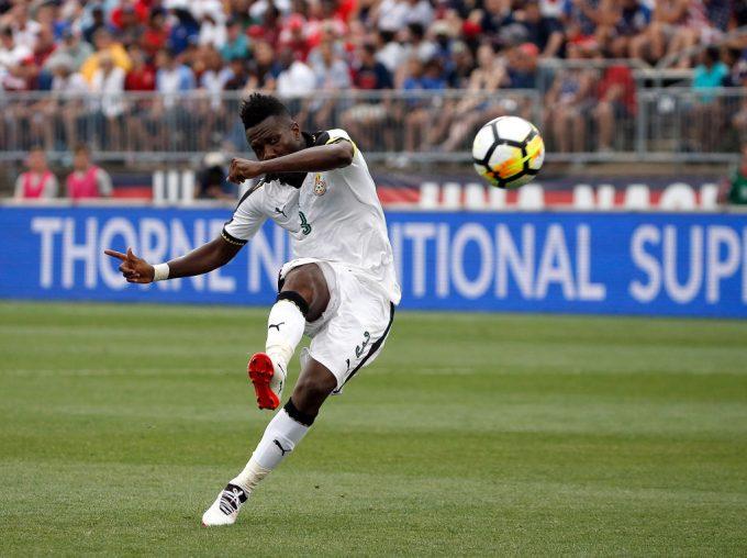 Asamoah Gyan reverses decision to retire from international football