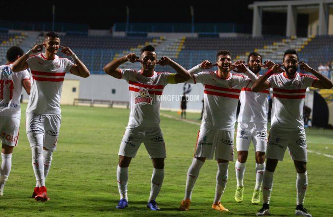 Zamalek name squad for CAF Confederation Cup final