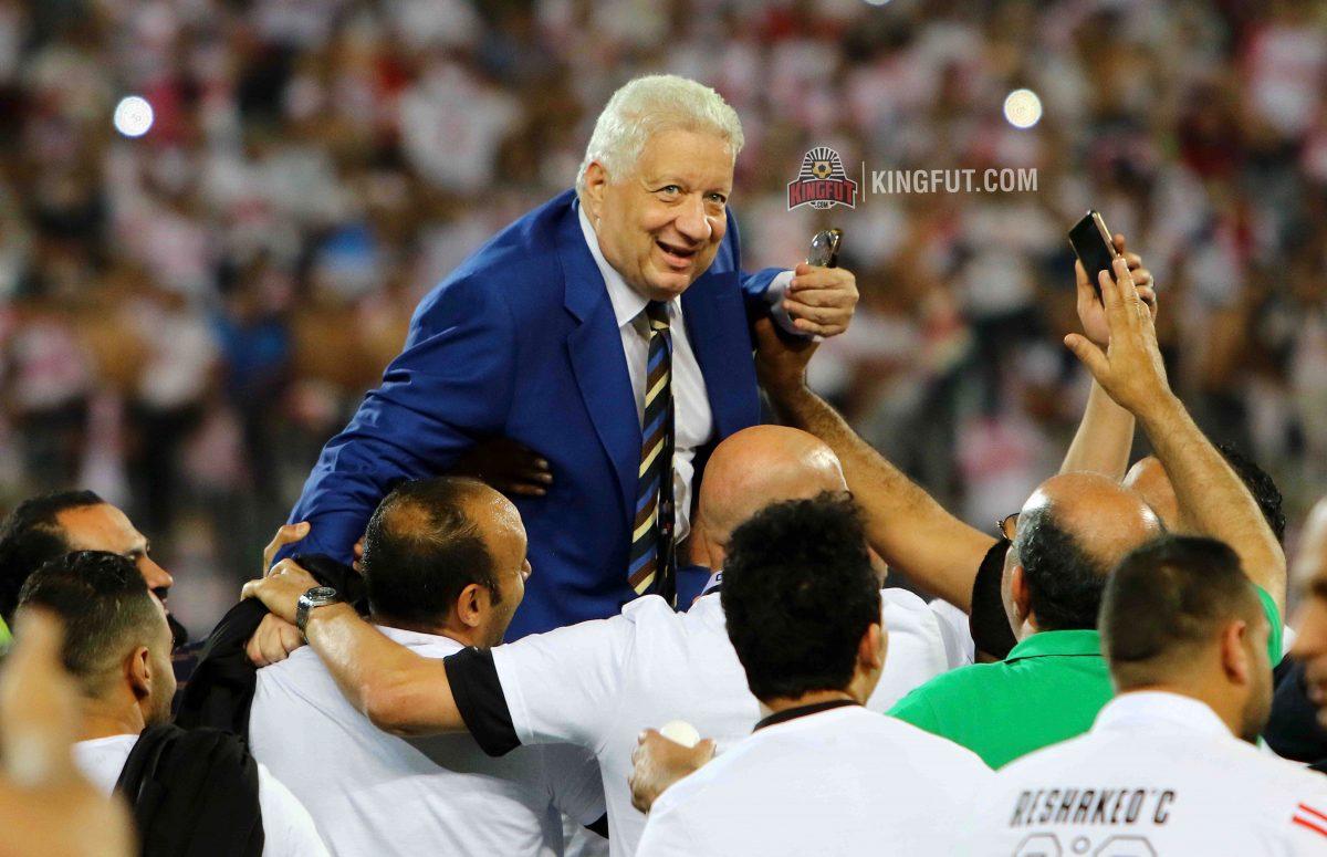 Mortada Mansour, Zamalek board suspended by Ministry of Sports - KingFut