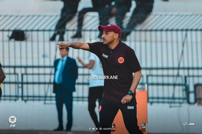 RS Berkane coach admits Zamalek game difficulty, praises Omar Salah