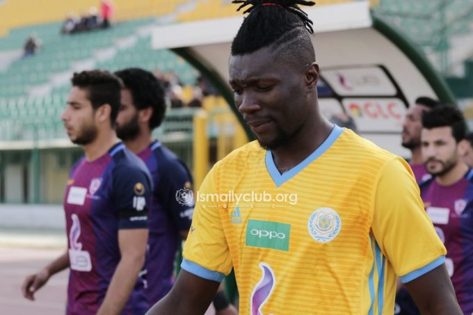 Ismaily release Nigerian forward Odah Marshal by mutual consent