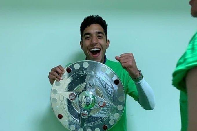 Omar Marmoush's VfL Wolfsburg II crowned Regionalliga Nord champions