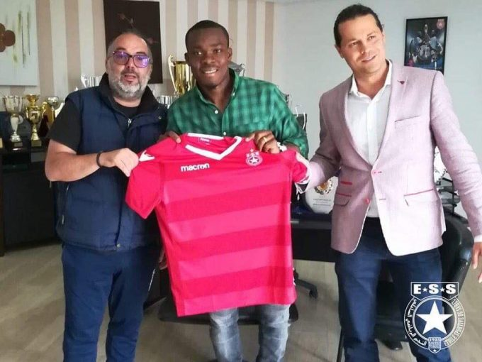 Étoile sign Coulibaly, Al Ahly release statement regarding player's future