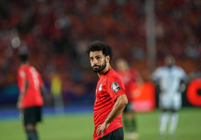 Egypt suffers a shocking 1-0 loss against South Africa
