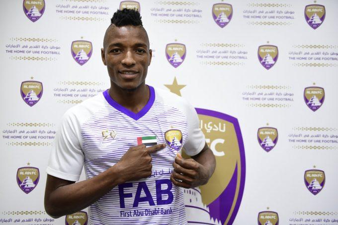 Al Ain sign Al Ahly & Zamalek target Kodjo Laba, Algeria's Meziane