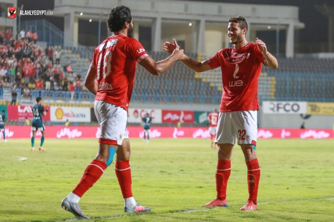 Agent: Ramadan Sobhi's permanent move to Al Ahly 'very difficult'