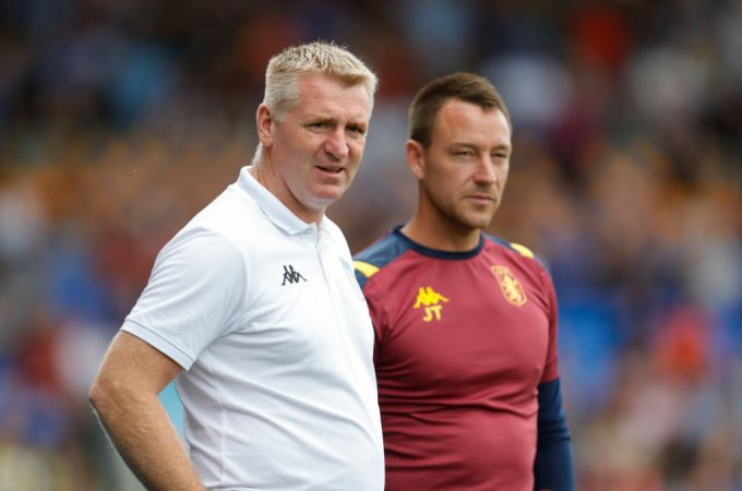 Aston Villa's Smith not anxious about Wesley's slow start