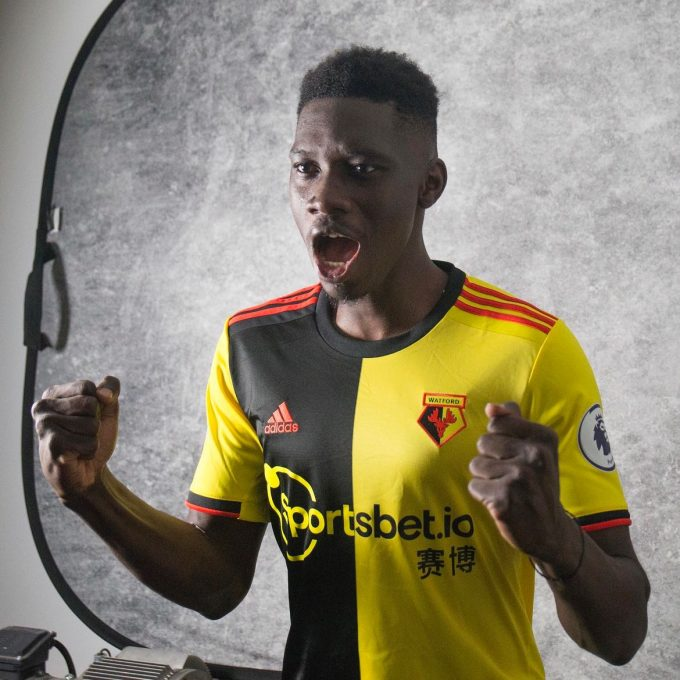 Ismaila Sarr Signs In Club Record Deal