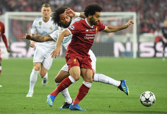 Marcelo ahead of the Kiev UCL final: