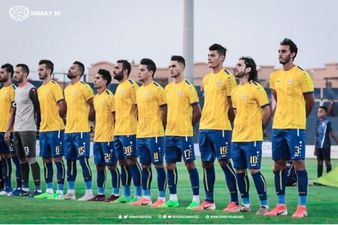 Shelongo nets a brace in Ismaily's 2-0 win against Al Jazira - 웹