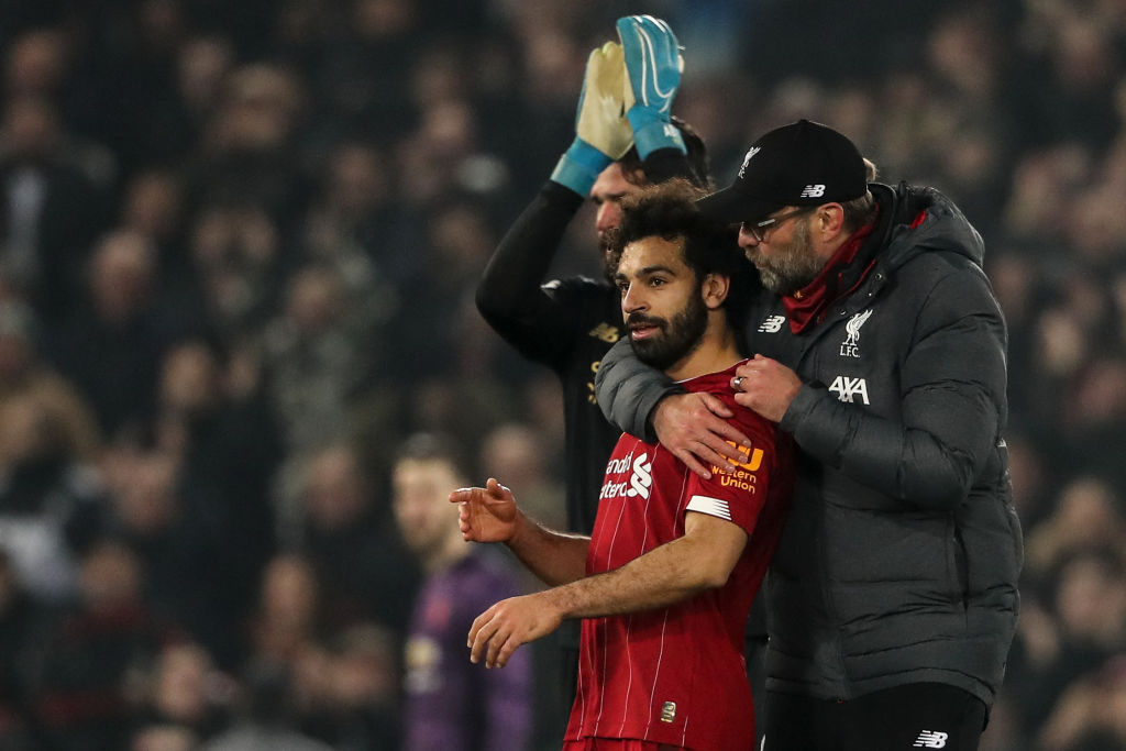 Jurgen Klopp defends Mohamed Salah against selfish criticism - KingFut