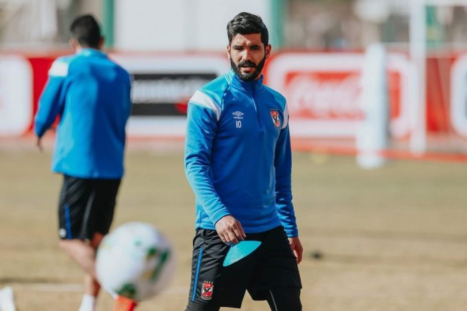 OFFICIAL: Saleh Gomaa joins Ceramica Cleopatra on free transfer