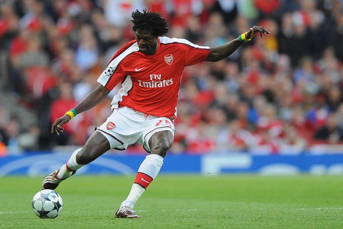 Adebayor joins Paraguayan side Olimpia as 10th different club on free transfer