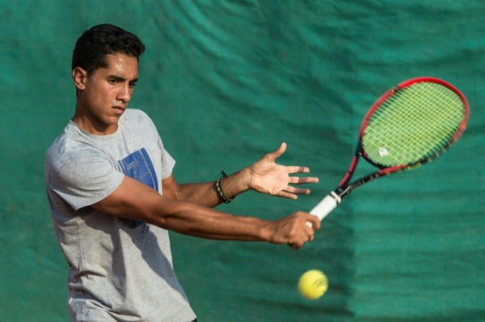 Egypt's Hossam gets life ban for tennis match-fixing