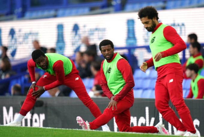Jurgen Klopp provides fitness update on Mohamed Salah