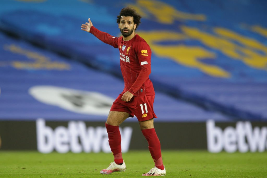 Agbonlahor: Salah thinks he is bigger than Liverpool team - KingFut