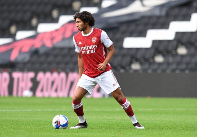 Arteta heaps praise on forgotten Arsenal midfielder