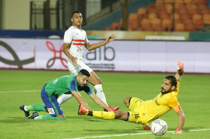 VIDEO: Zamalek score late winner to edge Misr El-Makkasa