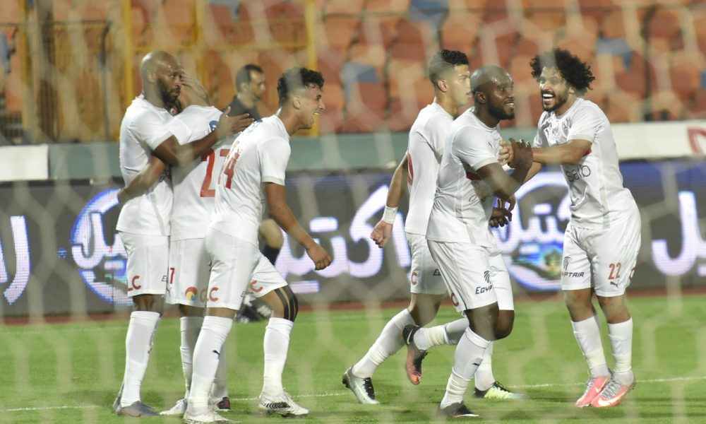 Photo of Zamalek secure Champions League football with easy win over Ismaily | Ahmed Wagih