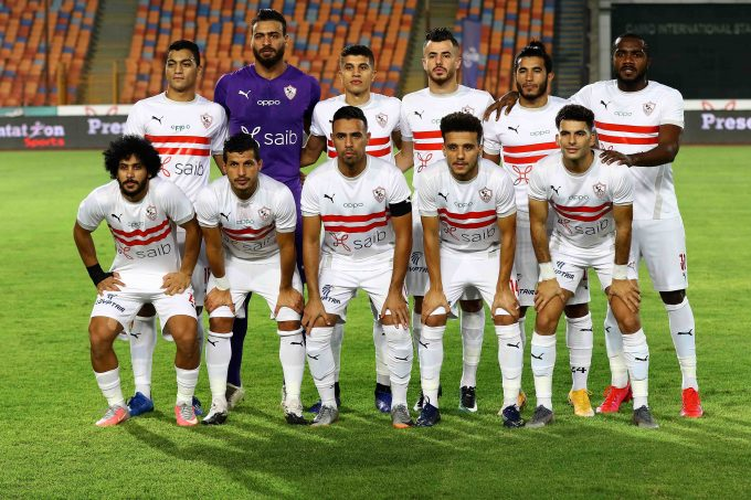 Zamalek announce squad for CAF Champions League semis