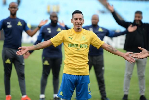 Al Ahly provide update on Sundowns' Gastón Sirino transfer - KingFut