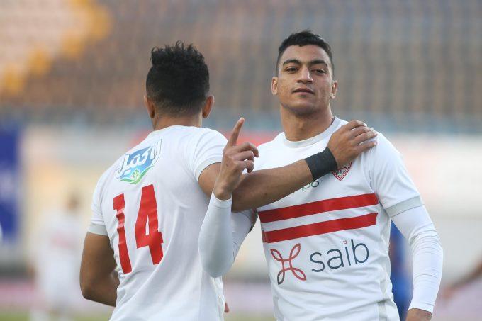 Mostafa Mohamed urges Zamalek to accept Saint-Étienne offer