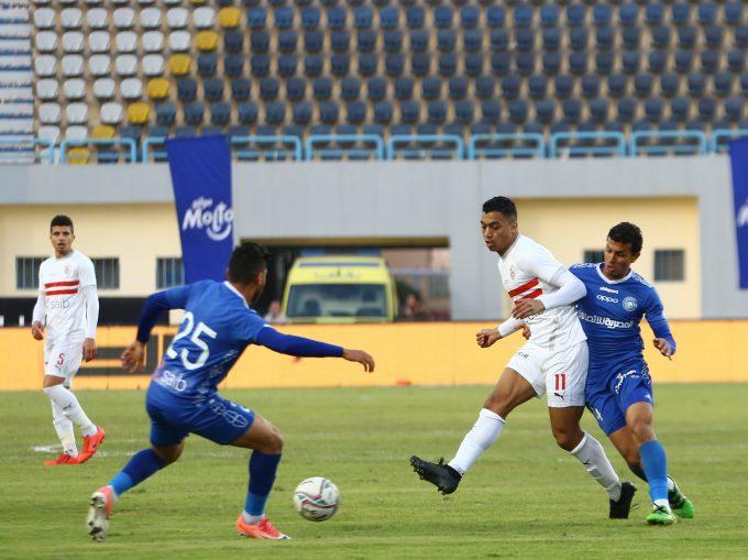 Zamalek TV: Mostafa Mohamed's departure a closed chapter