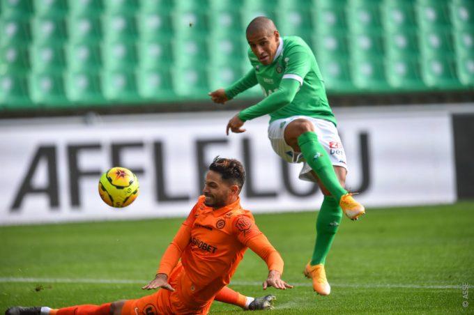 Saint-Étienne striker Wahbi Khazri on Zamalek's radar - Report