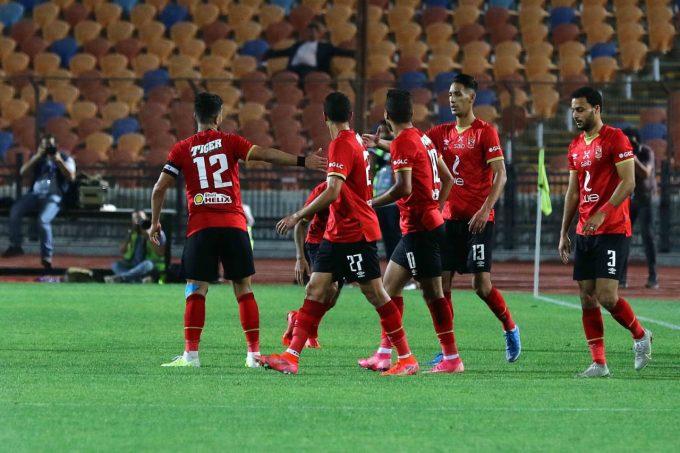 Sherif brace, Lotfi heroics clinch Al Ahly Cairo derby victory