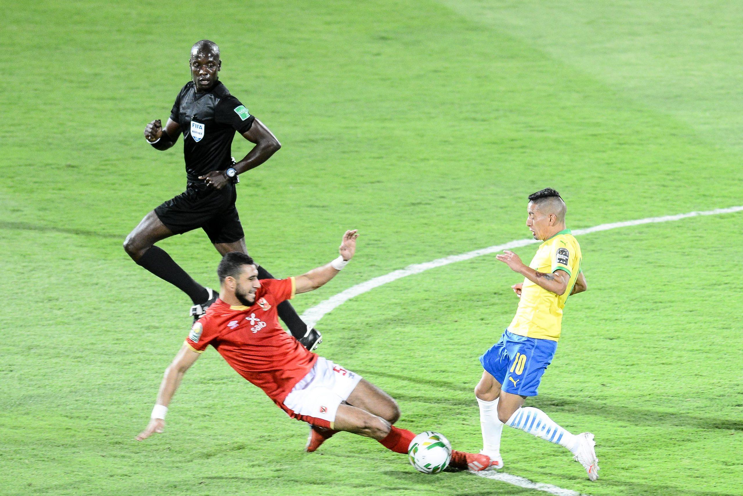 Sundowns coach confident of qualifying despite Cairo defeat