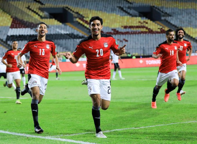 Omar Marmoush scorcher moves Egypt top of World Cup qualifying group